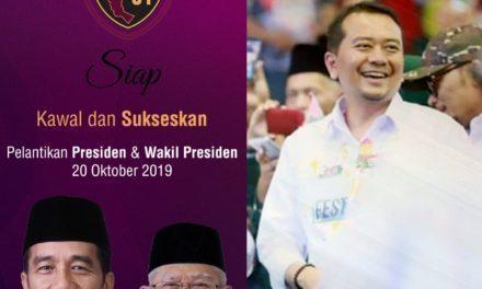 Brigade Kawal Pelantikan Jokowi – Amin