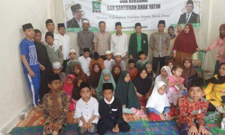 Rumah Aspirasi Sofyan Ali Berbagi dengan Anak Yatim