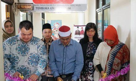 Galeri Investasi Syariah Ketiga di Jambi, Kini Hadir di STAI Ahsanta